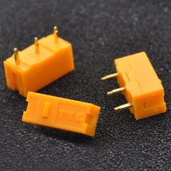 TTC Gold Non-Dustproof: The heaviest switches I have tested at 80gf